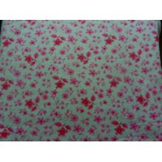 Ситец  плательный Мелк.роз.цветы